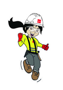 Pippa Mascot